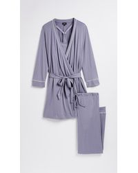 Cosabella - Bella Pj Maternity 3 Piece Set - Lyst