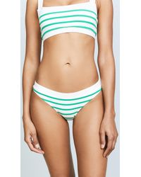Solid & Striped - Madison Bikini Bottoms - Lyst