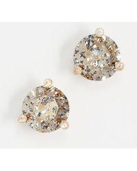 Kate Spade - Rise & Shine Small Stud Earrings - Lyst