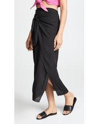 Cool Change - Solid Nuella Skirt - Lyst