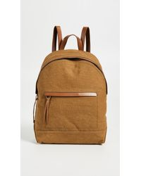 Madewell - Classic Canvas Backpack - Lyst