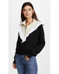Wildfox   Prima Warm Up Pullover   Lyst