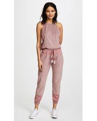 Young Fabulous & Broke | Diego Jumpsuit | Lyst