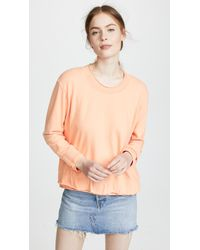 Wilt - Rolled Edge Pullover - Lyst