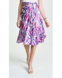 Prabal Gurung - Sarong Skirt - Lyst