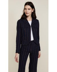 Carven - Fitted Jacket - Lyst
