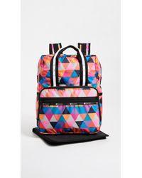 LeSportsac - Madison Baby Bag Backpack - Lyst