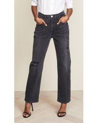 3x1 - Addie Loose Fit Jeans - Lyst