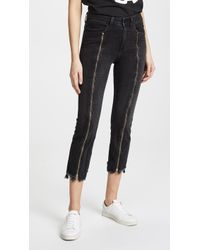 Siwy | Leah Straight Jeans | Lyst