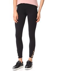 Riller & Fount - Merle Leggings With Ankle Detail - Lyst