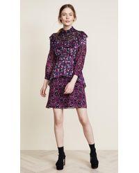 Anna Sui - Joy Dress - Lyst
