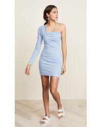 Hudson Jeans - X Baja East Contour Mini Dress - Lyst