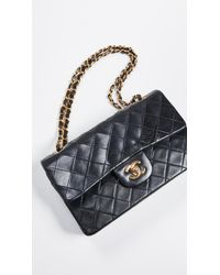 1d8a1d5a29eec0 What Goes Around Comes Around Chanel Mini Flap Bag (previously Owned ...