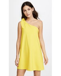 Susana Monaco - Kenna One Shoulder Dress - Lyst