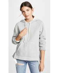 CLU - Assymetrical Panelled Pullover - Lyst
