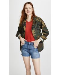 Alpha Industries - French Field Coat - Lyst