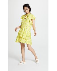 Alice + Olivia - Moore Layered Dress - Lyst