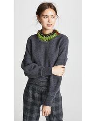 Toga Pulla - Beads Knit Pullover - Lyst