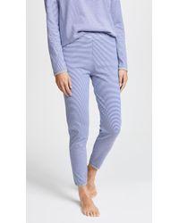 Sleepy Jones - Brigitte Mini Stripe Pajama Pants - Lyst