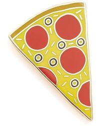 Georgia Perry - Tasty Pizza Pin - Lyst