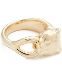 Soave Oro - Angelina Ring - Lyst