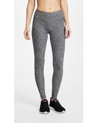 Beyond Yoga - Space Dye Performance Leggings - Lyst