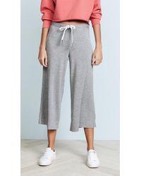 Stateside | Fleece Trousers | Lyst