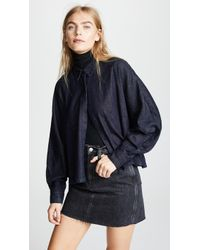 AG Jeans - Acoustic Dolman Button Up - Lyst