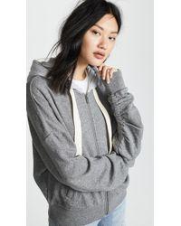 Splendid - Barre Active Sweatshirt - Lyst