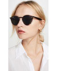 Ray-Ban - Highstreet Round Phantos Sunglasses - Lyst