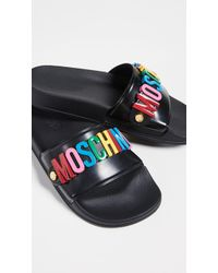 Moschino - Slides - Lyst