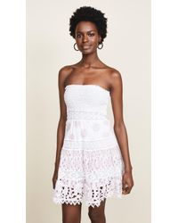 Temptation Positano - Giava Ruched Dress - Lyst