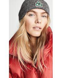 Isabel Marant - Hart Ski Knit Hat - Lyst