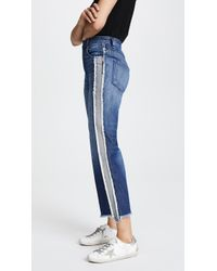 J Brand - Joan Crop Jeans - Lyst