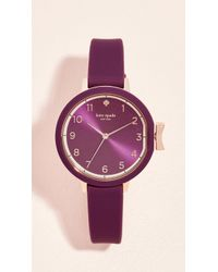 Kate Spade - Park Row Watch, 33mm - Lyst