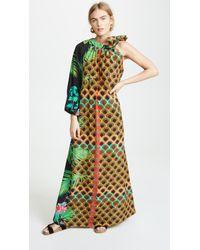 Cynthia Rowley - Offshore One Sleeve Dress - Lyst