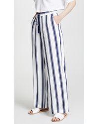 BB Dakota - Gove Striped Trousers - Lyst