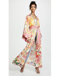 Camilla - Robe With Elastic Waist - Lyst