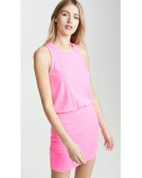 Sundry - Sleeveless Dress - Lyst