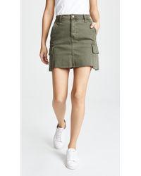 Joe's Jeans - The Army Skirt - Lyst