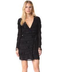 Isla - Charm On Mini Dress - Lyst