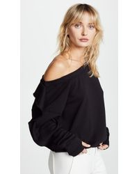 Free People - Movement Flounce Tech Top - Lyst