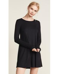 Riller & Fount - Adelaide French Terry A-line Dress - Lyst