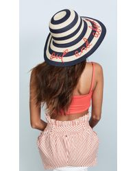 Kate Spade - Out & About Sunhat - Lyst