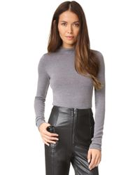 Alice + Olivia - Genova Fitted Sweater - Lyst