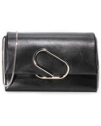 3.1 Phillip Lim - Alix Flap Shoulder Bag - Lyst