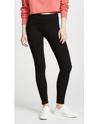 Monrow - Yoga Leggings - Lyst