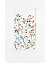 Kate Spade - Mini Bloom Iphone 7 / 8 Case - Lyst