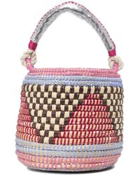 En Shalla - Home Basket Bag - Lyst