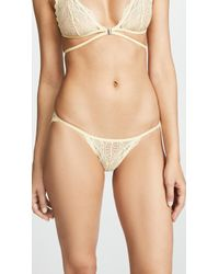 Only Hearts - Whisper Sweet Nothings Bikini - Lyst